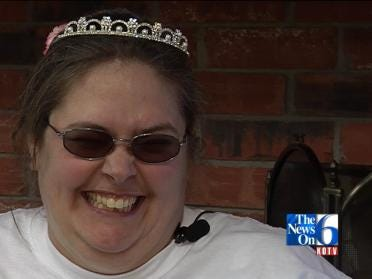 NSU Student Wants To Be Ms. Wheelchair America