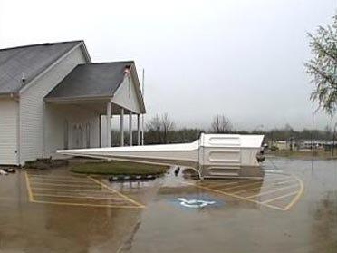 Sequoyah County Storm Damage