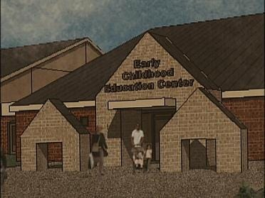 Education Center Holds Promise For Future