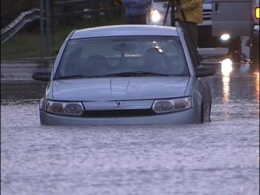Flood Rescues Proving Costly