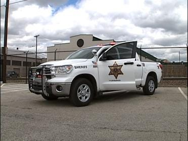 Trucks Added To Sheriff's Fleet