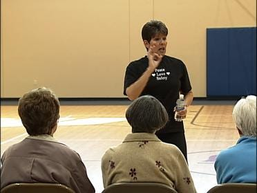 Fearless And Female Teaching Self-Defense