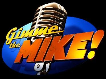 Gimme the Mike! Auditions