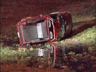 OHP Suspects Alcohol Involved In Accident