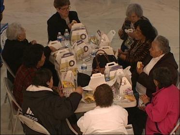 High Grocery Bill Hurting Seniors