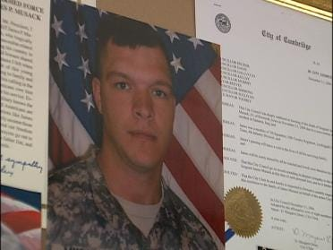 Army Gives Soldier's Death Another Look
