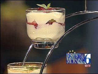 Individual Fruit Trifles