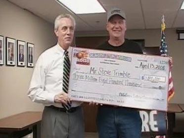 Oklahoma's Newest Millionaire