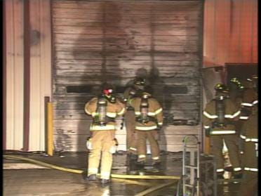 Overnight Flames Keep Tulsa Firefighters Busy
