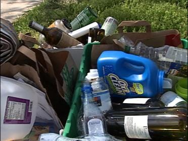 Recycling Gaining Curbside Appeal