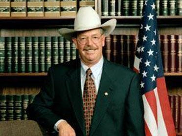 Sheriff Charged With 35 Felonies