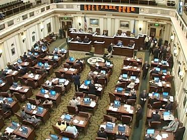 Governor's Abortion Bill Veto Overridden