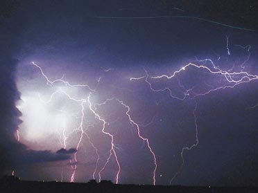 Storm System Could Produce Hail