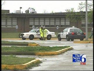 Student Shot Near High School