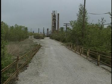 Refinery Clean Up Clears Way For Development