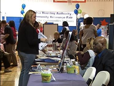 Resource Fair Out To Educate Tulsans
