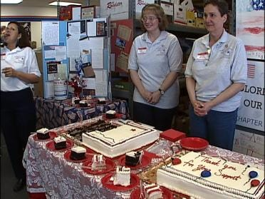 Blue Star Moms Continue Support