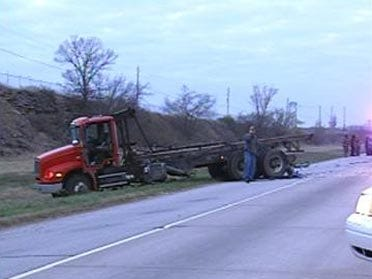 Fatal Traffic Accident Closes Road