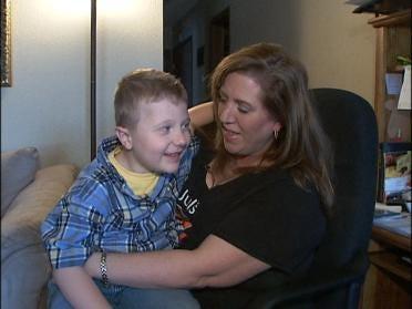 Mom Celebrates Successes Despite Autism