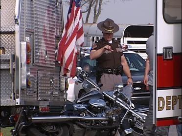 Man Killed In Motorcycle Crash