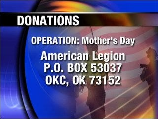 Military Moms Honored With Operation Mother's Day