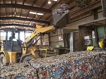 Recycling Shop Celebrates Earth Day