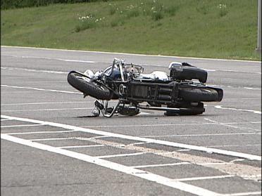 Woman Injured In Motorcycle Crash Dies