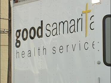 Good Samaritans Offering Healing And Hope