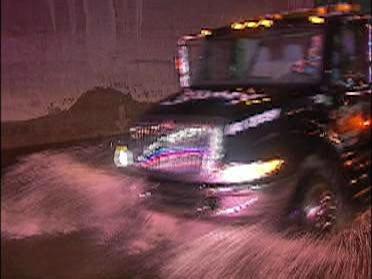 Overnight Street Flooding