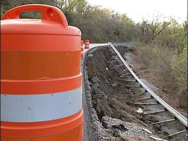 Highway 20 Road Work Approved