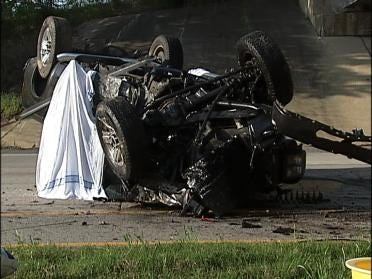 Police Respond To Fatal Accident