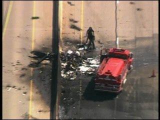 One Dead In Turnpike Plane Crash