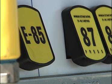 The Price Of Using E-85