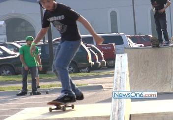 Skate Your Way To Faith
