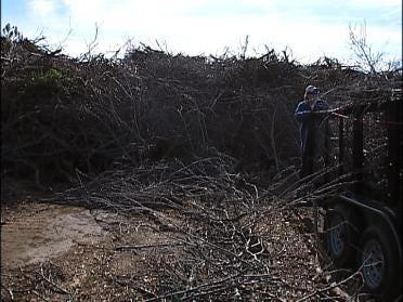 Final Debris Pick Up Wraps Up