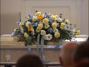 Funeral Held For Murdered Toddler
