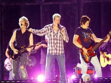 Rascal Flatts To Perform At BOK Center