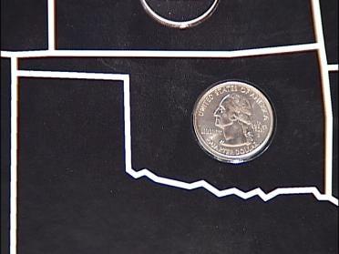 Oklahoma's Statehood Quarter Gets Added Value