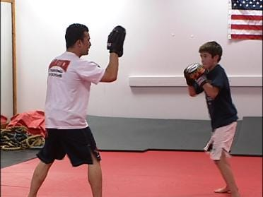 Lawmakers Pushing For Ban On Kids MMA