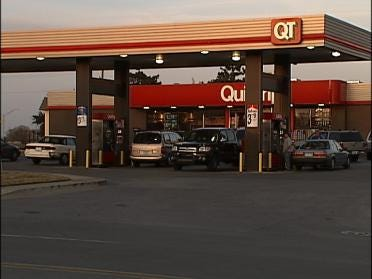 Police Look For Suspected QT Robber
