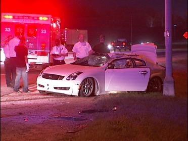Street Racing Possibly To Blame For Accident
