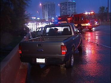 Paramedic Injured