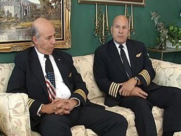 Airline Pilots Left Without A Job