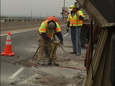 Drivers Reminded To Slow Down In Work Zones