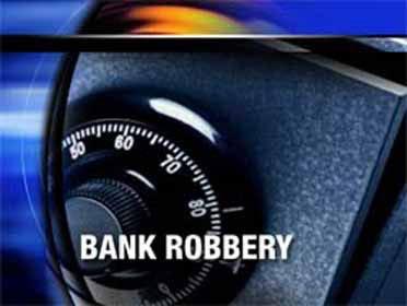 Broken Arrow Bank Robbed