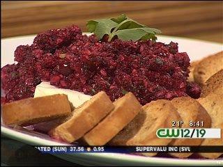 Cranberry Salsa Dip