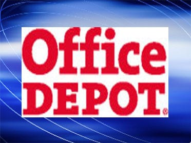 Office Depot To Close Stores