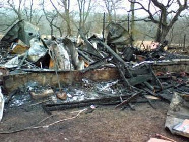 Condition Of Cherokee Co. Fire Victim Improves