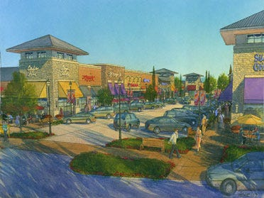 High End Shopping Complex Slated For Tulsa