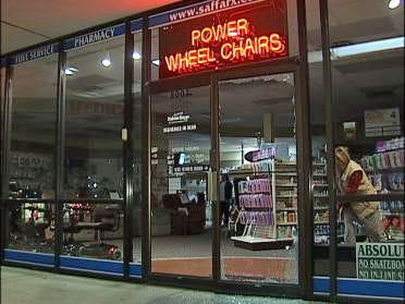 Tulsa And Owasso Drug Stores Broken Into